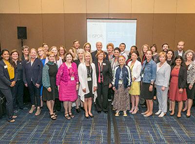 ISPOR 2019 conference photo
