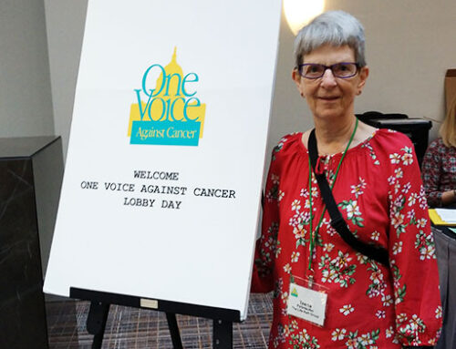 One Voice Against Cancer (OVAC) Advocates for Cancer Patients