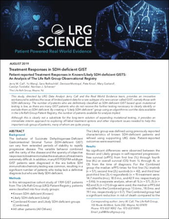 Cover of the August LRG Science Bulletin