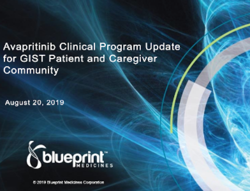 Informational Webinar on Avapritinib Clinical Trial Program in GIST