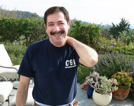 Joel Sherr, October Patient of the Month
