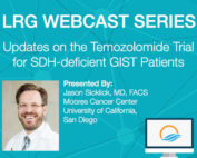 The Temozolomide Trial for SDH-deficient GIST Patients