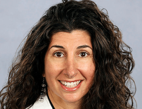 Dr. Gina D'Amato, GIST Specialist, Talks Advances in Sarcoma