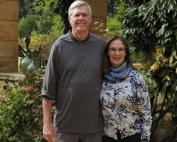 Photo of Douglas and Bonita Morgan