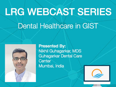 Dental Health in GIST Webcast