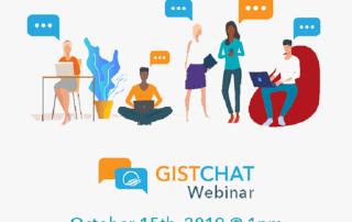 GIST Chat Webinar Banner