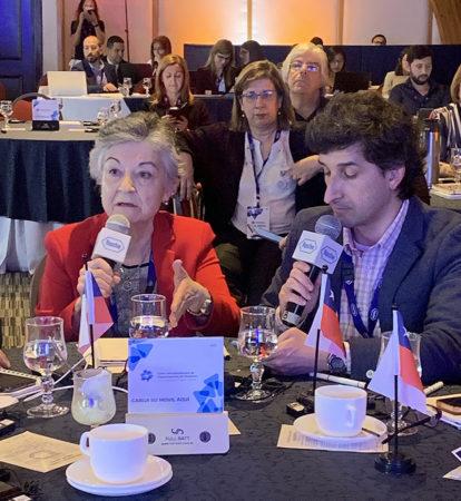 Photo of Piga Fernández and Jorge Fernández Serpi
