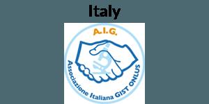 GIST Italy Logo