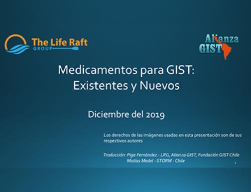 Medicamentos Para GIST: Existentes y Nuevos