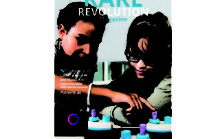 Rare Revolution Cover Rare Partners Issue