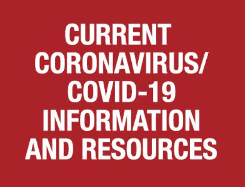 Coronavirus News/Updates
