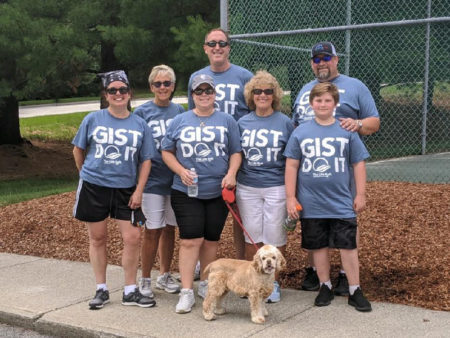 Wolf Strong GIST Awareness Day 2020
