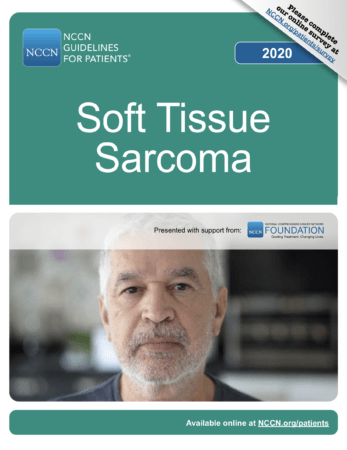 Soft Tissue Sarcoma NCCN guidelines