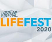 Virtual Life Fest 2020 Logo
