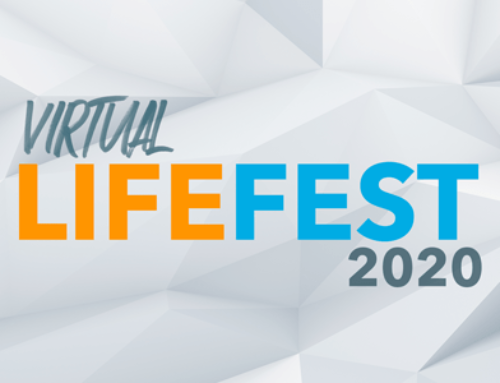 Virtual Life Fest 2020: Life Raft Group Cookbook Launch