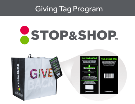Giving Tag Stop N Shop