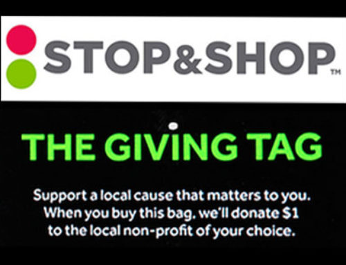 Giving Tag Fundraising Campaign for the LRG by Stop & Shop