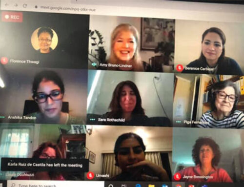 LRG Hosts Virtual Meeting for Global GIST Advocates