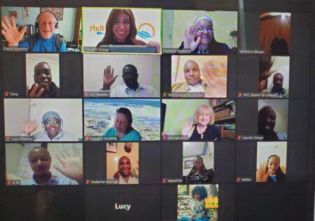Henzo Kenya GIST 101 audience photo