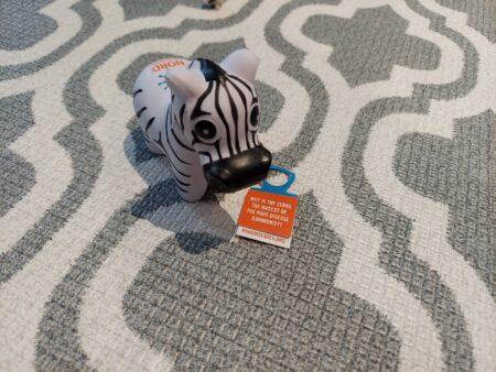 NORD 2020 zebra