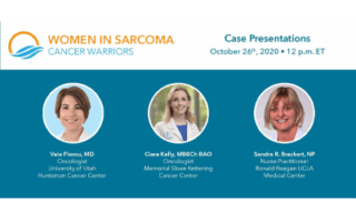Women in Sarcoma Case Presentation Image