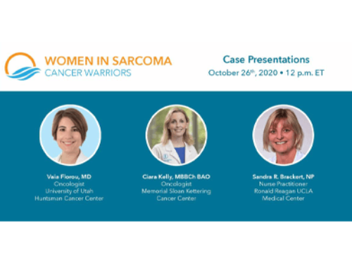 Women in Sarcoma Case Presentations