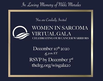 Women in Sarcoma In Loving Memory Nikki