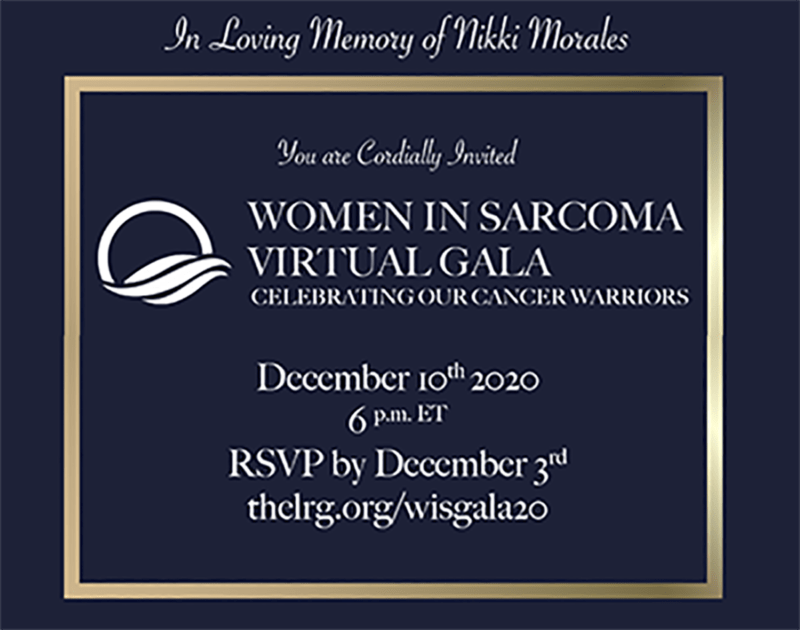 Women in Sarcoma Event page
