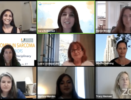 Highlighting Exceptional Professionals in the Sarcoma Field