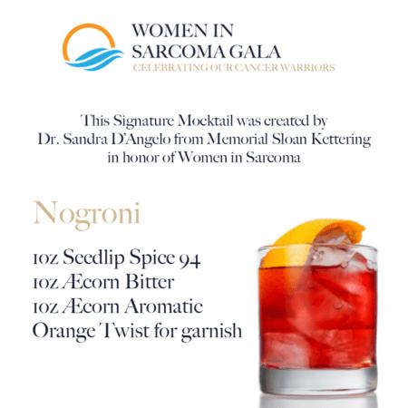 WIS Signature Mocktail
