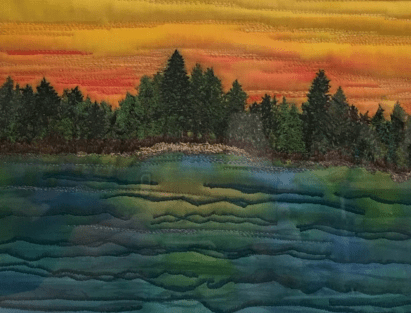 Claire Monaghan quilt 1
