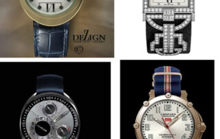 John Zagami's watch designs