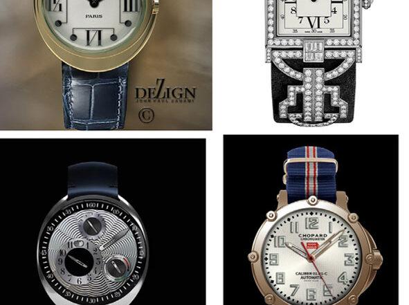 John Zagami's watch designs