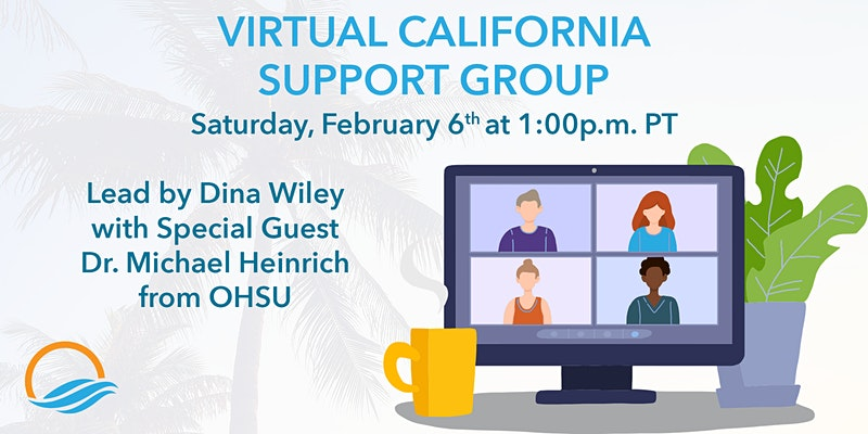 California Virtual Support Group
