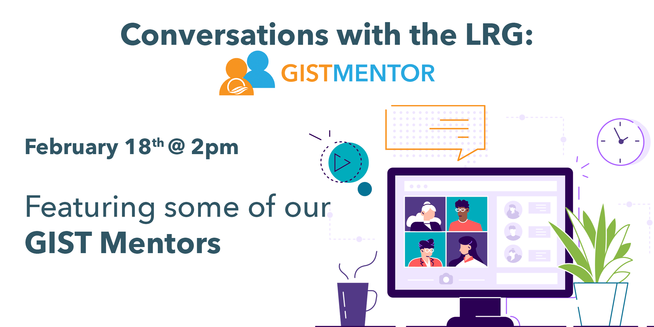 Conversations with the GIST Mentors part 3