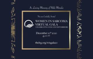 Women in Sarcoma Gala