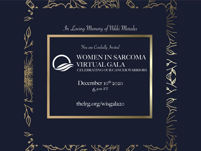 Women in Sarcoma Gala