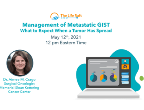 Management of Metastatic GIST – What to Expect When a Tumor has Spread