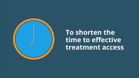 Effective treatment access banner