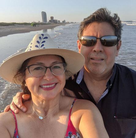 Vicenta & Manuel Salinas, Texas, USA