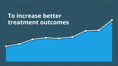 better treatment outcomes graphic