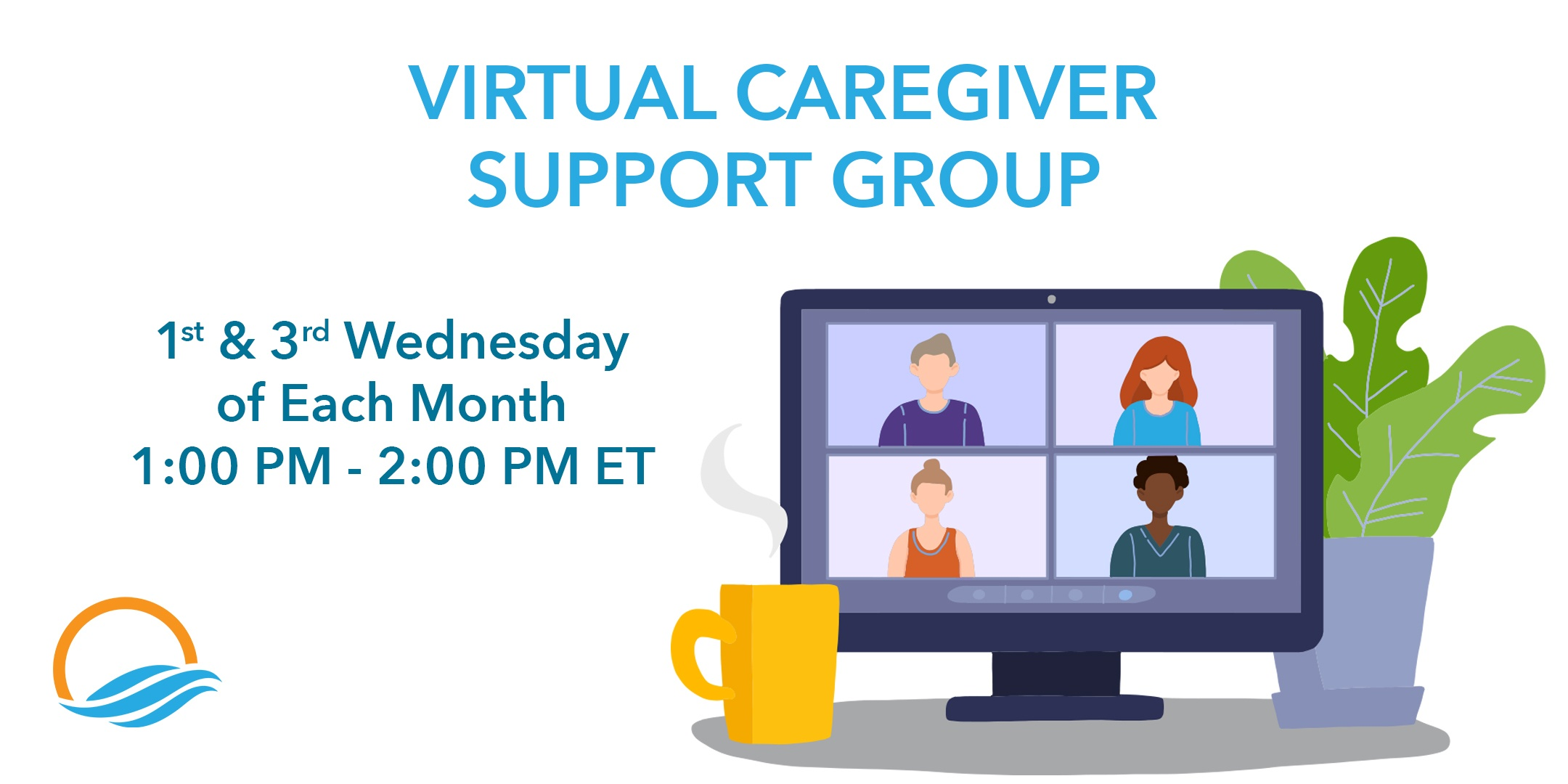 Twice Monthly Caregiver Support Group