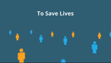 It's Time to Save Lives!