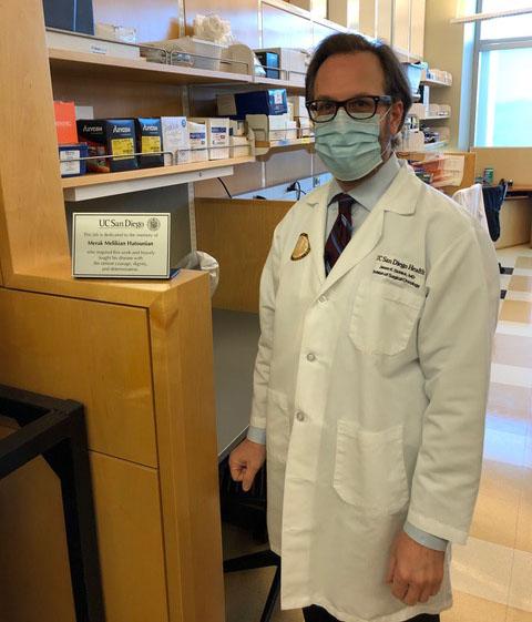 Dr. Jason Sicklick Moore Cancer Center San Diego