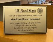 Sicklick lab dedication to Merak feature